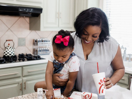 Busy Mom Meal Prep