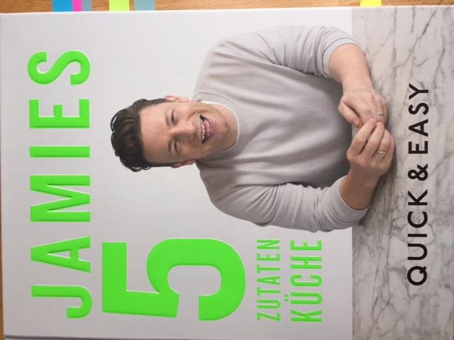 Sommerküche Jamie Oliver : Rezension: aktuelles kochbuch von jamie oliver jamies 5