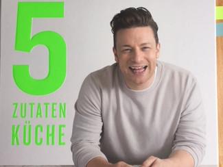 Rezension: Aktuelles Kochbuch von Jamie Oliver - Jamies 5-Zutatenküche