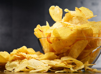 Der gute Vorsatz im Herbst: weniger Chips essen
