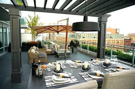 Outdoo Terrace Dining & Entertaining