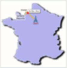 Le Clos Marie, en Haute-Normandie
