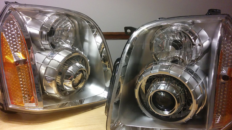 GMC Yukon Denali Retrofit Headlights