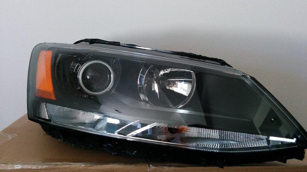 Jetta VI HID headlights