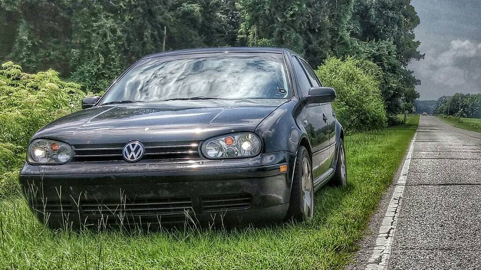 MK4 VW Golf 4.0 HID Headlights