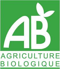 logo ab de l'agriculture biologique