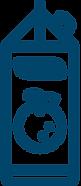 Icone représentant une brique de jus de fruit