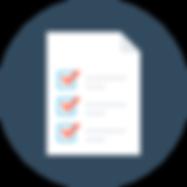 Icone symbolisant les garanties et certifications