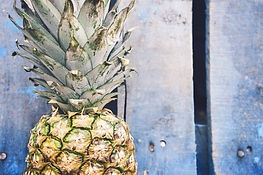 pineapple one of the most know tropical fruit