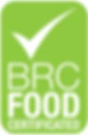 logo brc food certification