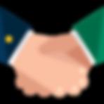 icone symbolisant le partenariat fournisseur