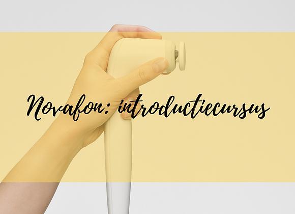 Novafon: introductiecursus