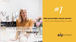 4 tips om een zelfzekere spreker te worden