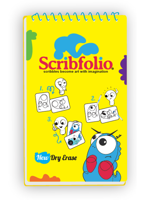 Scribfolio® Imagination Game