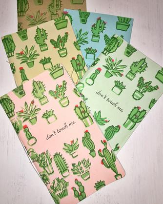 Cactus Journals