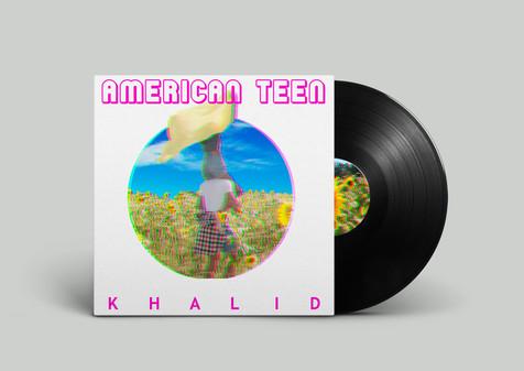 American Teen Redesign