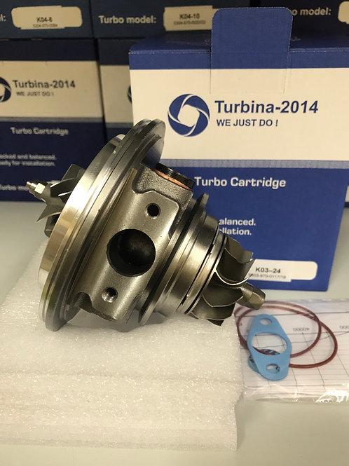 K03-24 | Картридж для турбины 5303-970-0117, 5303-970-0118, 5303-970-0163
