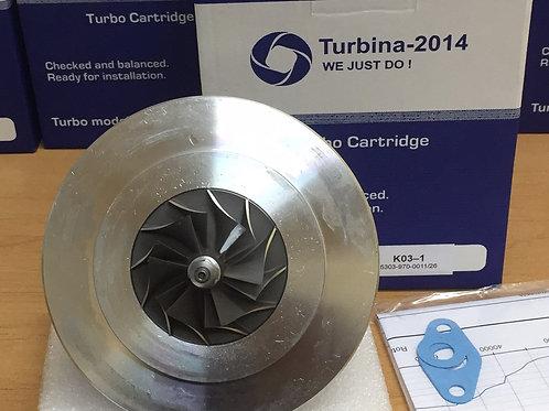 Картридж для турбин 5303-970-0011, 5303-970-0026, 5303-970-0035, 5303-970-0044, 5303-970-0045, 5303-970-0025, 5303-970-0029