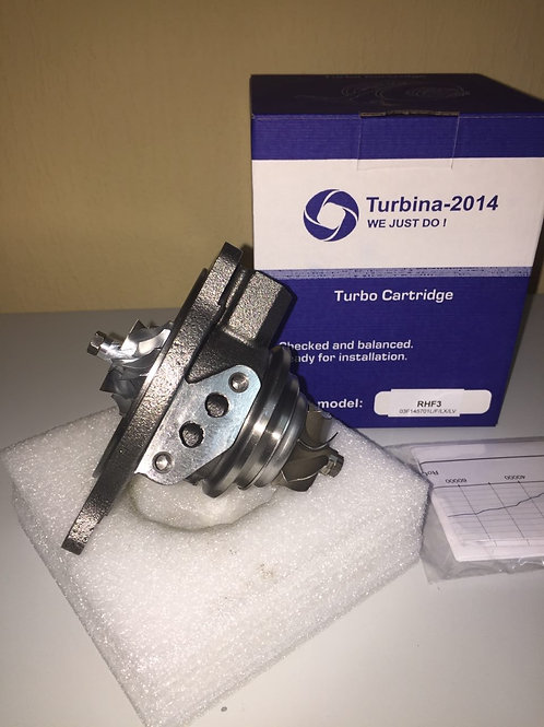 Картридж для турбин: 03F145701L , 03F145701LX , 03F145701LV , 03F145701F