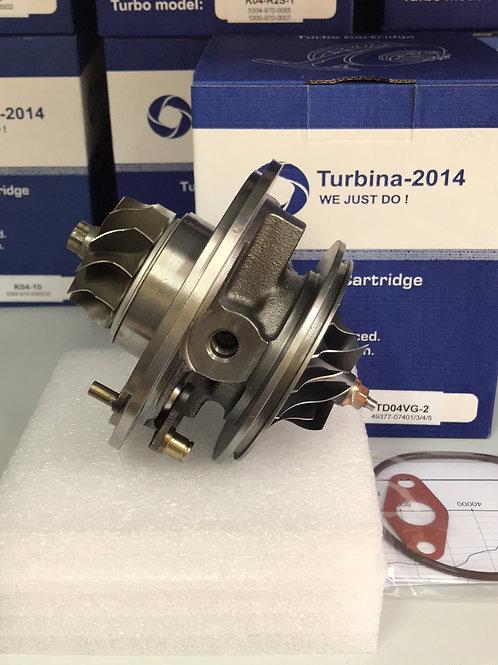 Картридж для турбин: 49377-07403, 49377-07401, 49377-07404, 49377-07405