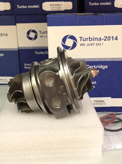 Картридж для турбины 49189-05201, 49189-05202, 8658098, TD04HL-13T-6