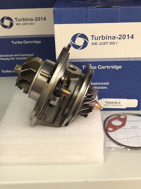 Картридж для турбин: 49377-07510, 49377-07511, 49377-07515, 49377-07535