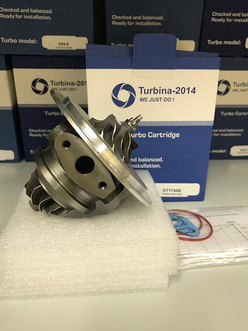GT1749S | Картридж для турбины 715843-0001, 715843-5001S, 715924-5003S, 715924-3