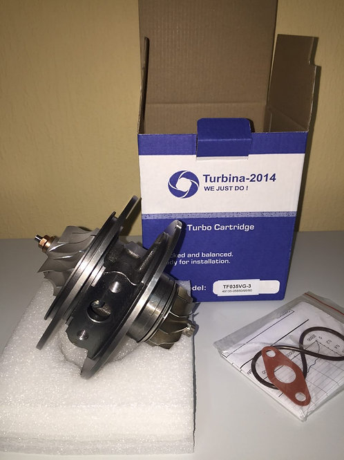 TF035VG-3 | Картридж для турбины 49135-05850, 49135-05895, 49135-05880