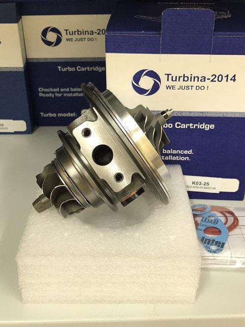 K03-25 | Картридж для турбин: 5303-970-0119, 5303-970-0123, 5303-970-0136