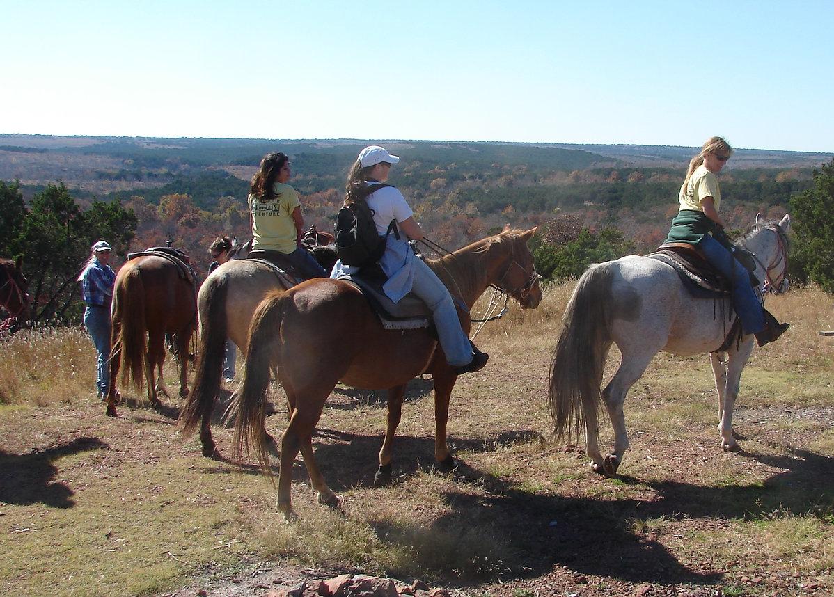 Arbuckle Trail Ride