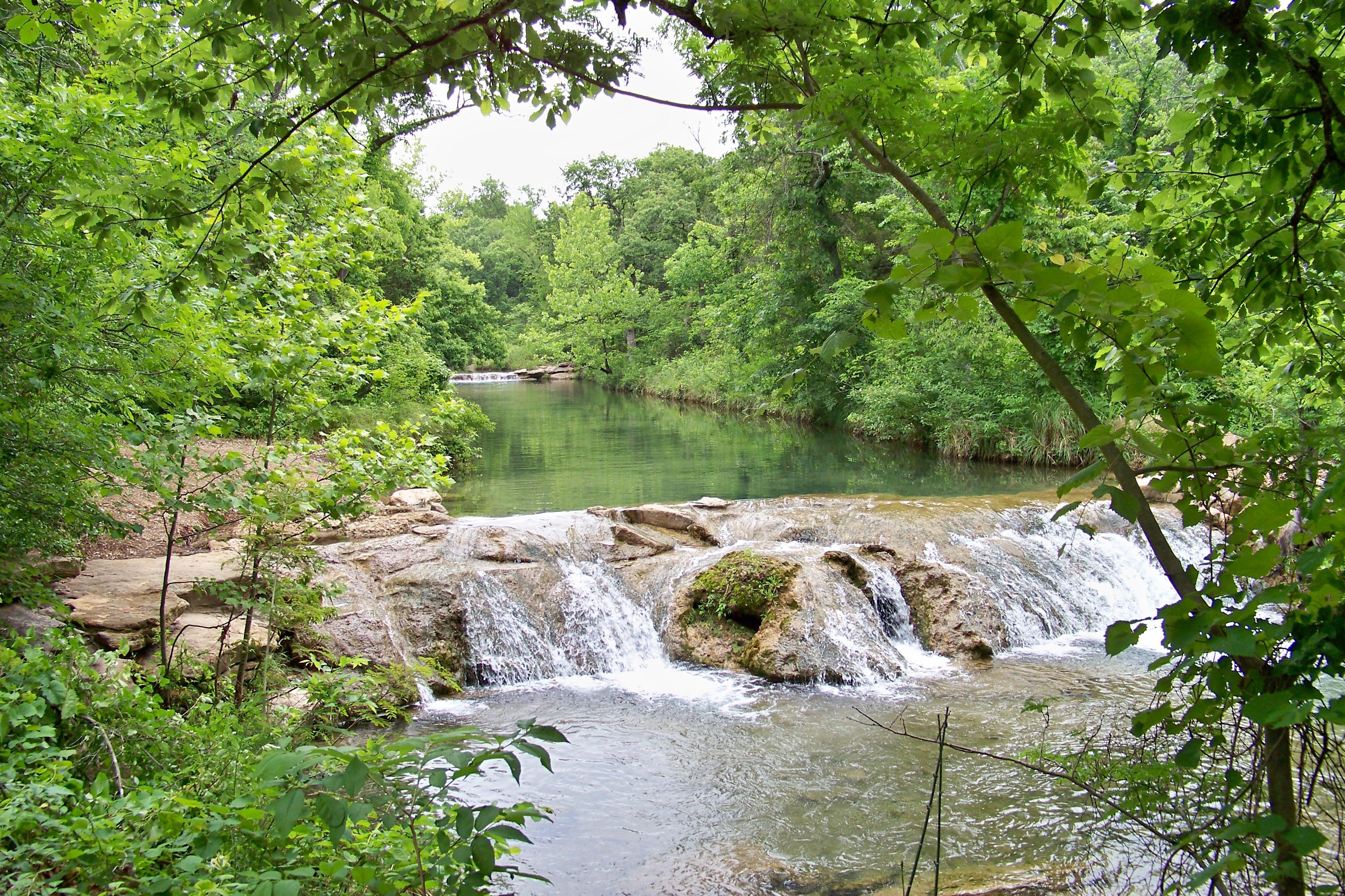 Travertine Creek