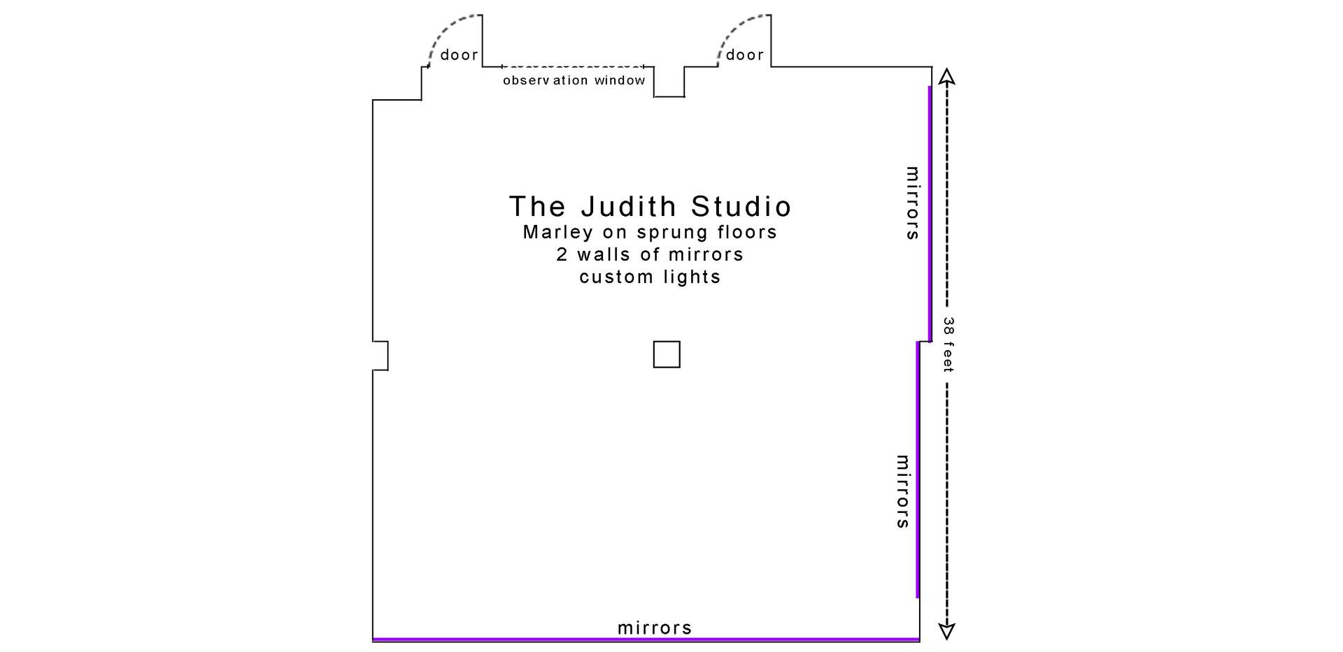 floorplan Judith