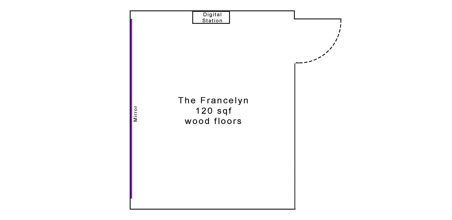floorplan francelyn
