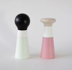 Lighthouse spice grinder