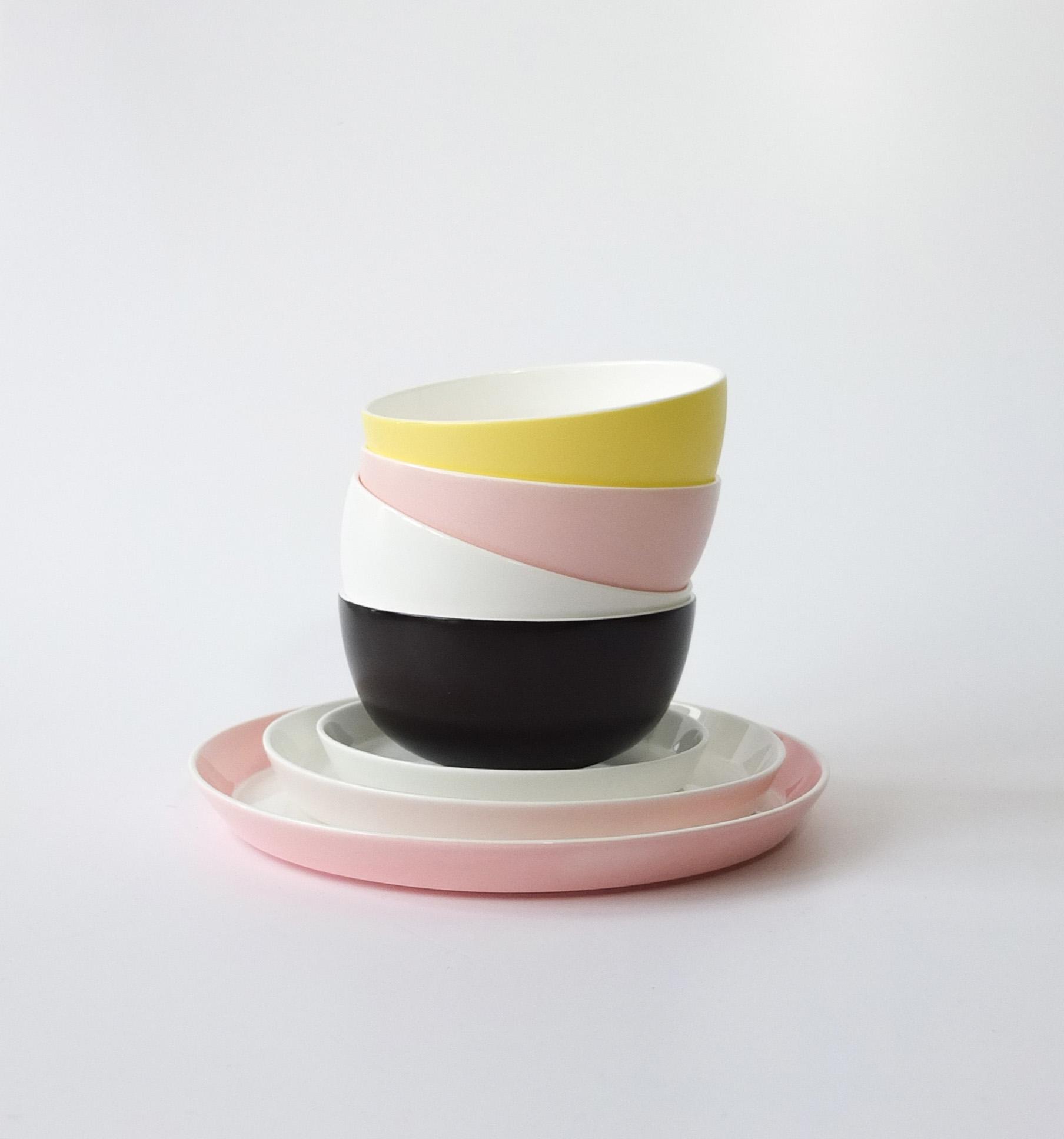 Livø, bowls & plates