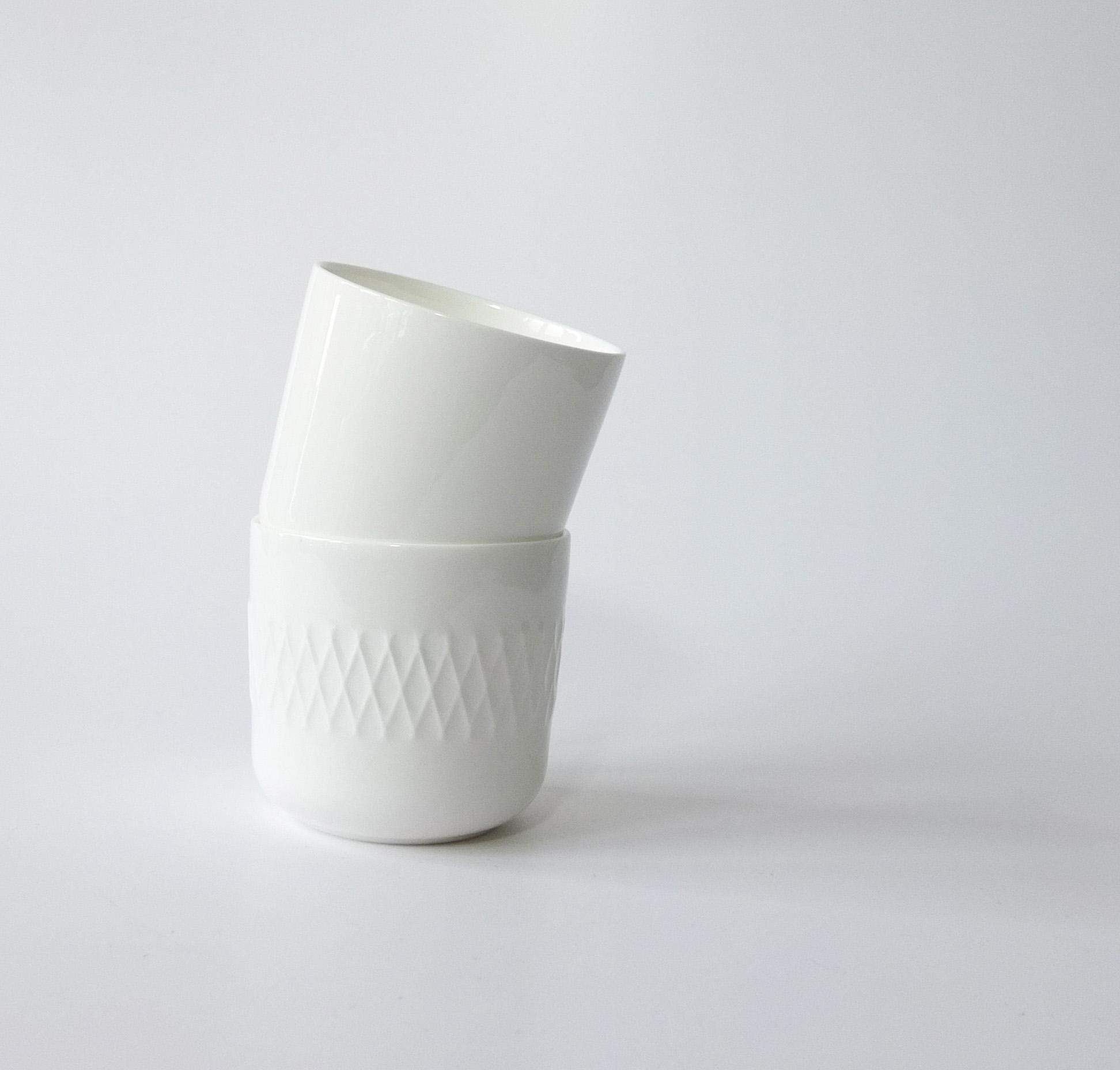 Livø, porcelain cup