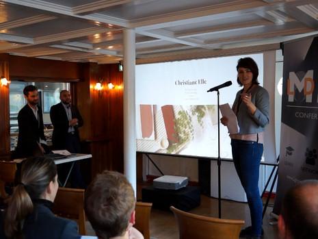 LMD conference, Paris