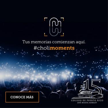 Cholimoments