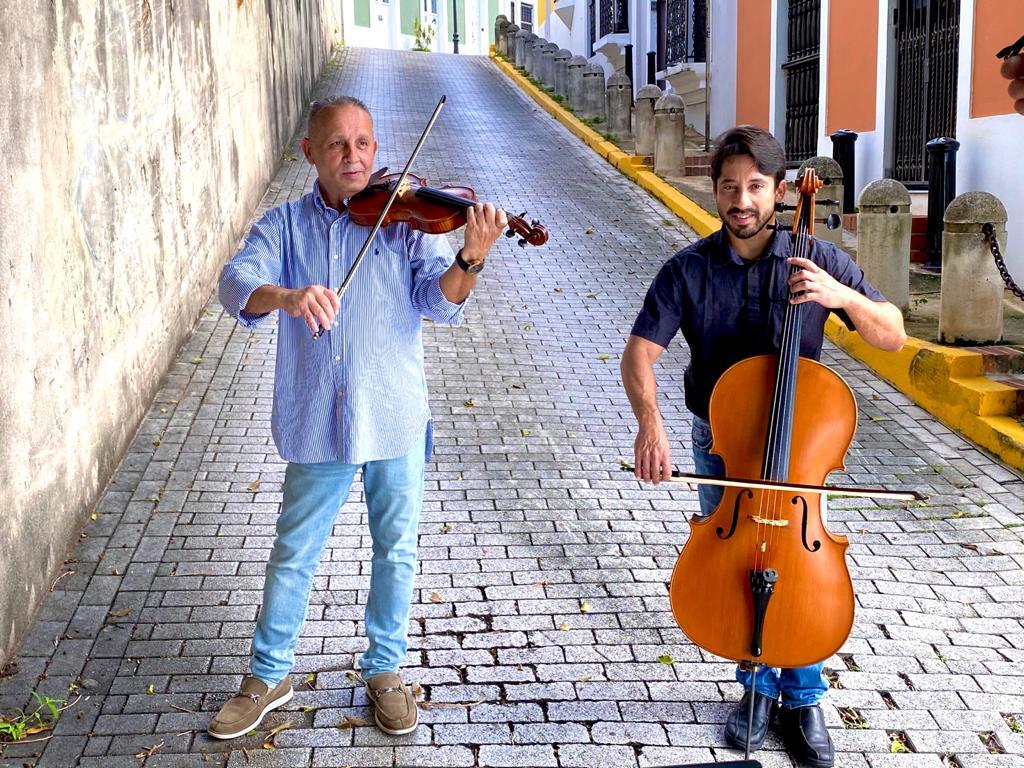 Dan Serbanescu & Harry Almodóvar