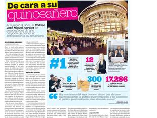 Gobernador Rosselló Nevares anuncia millonaria inversión para el Coliseo de Puerto Rico de cara a su