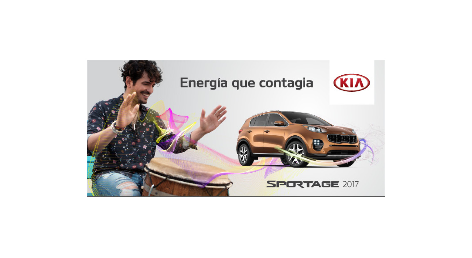 Billboard I Energía que Contagia