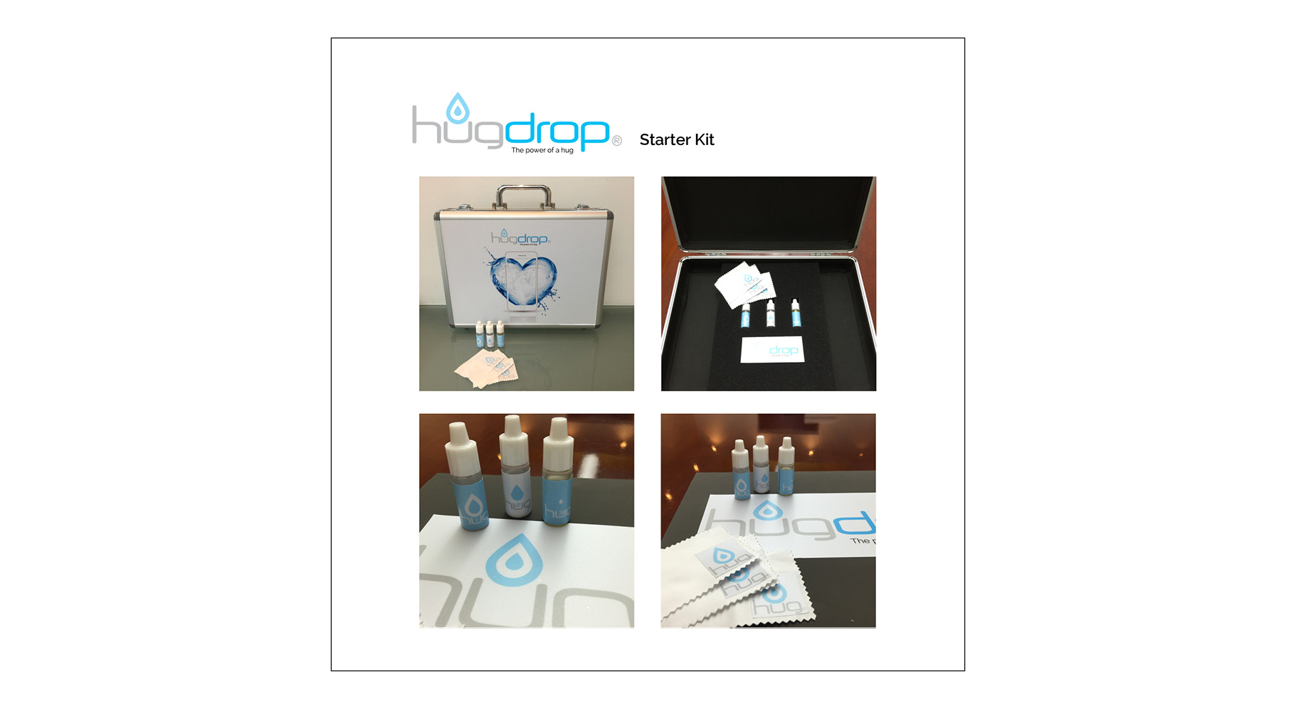 Sales Kit Packaging