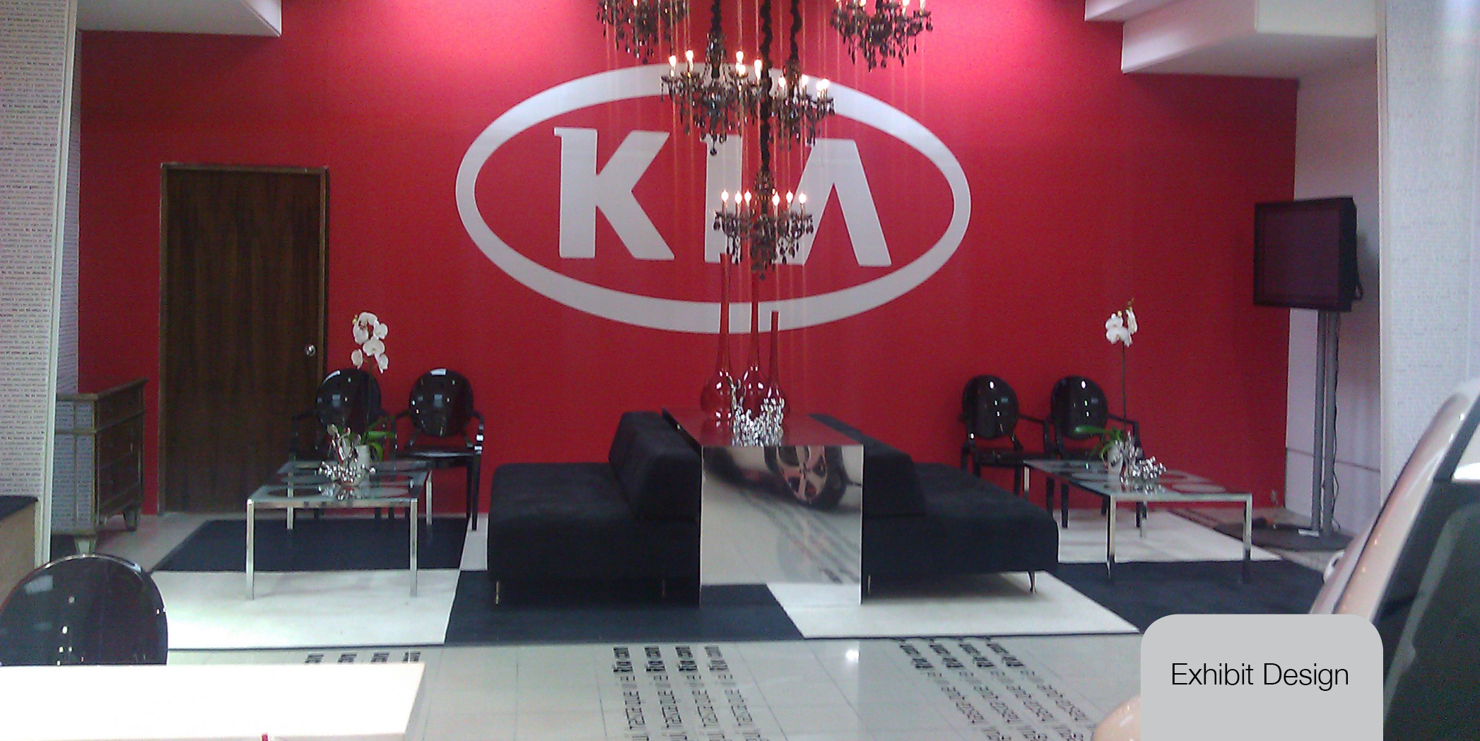 Kia Exhibit