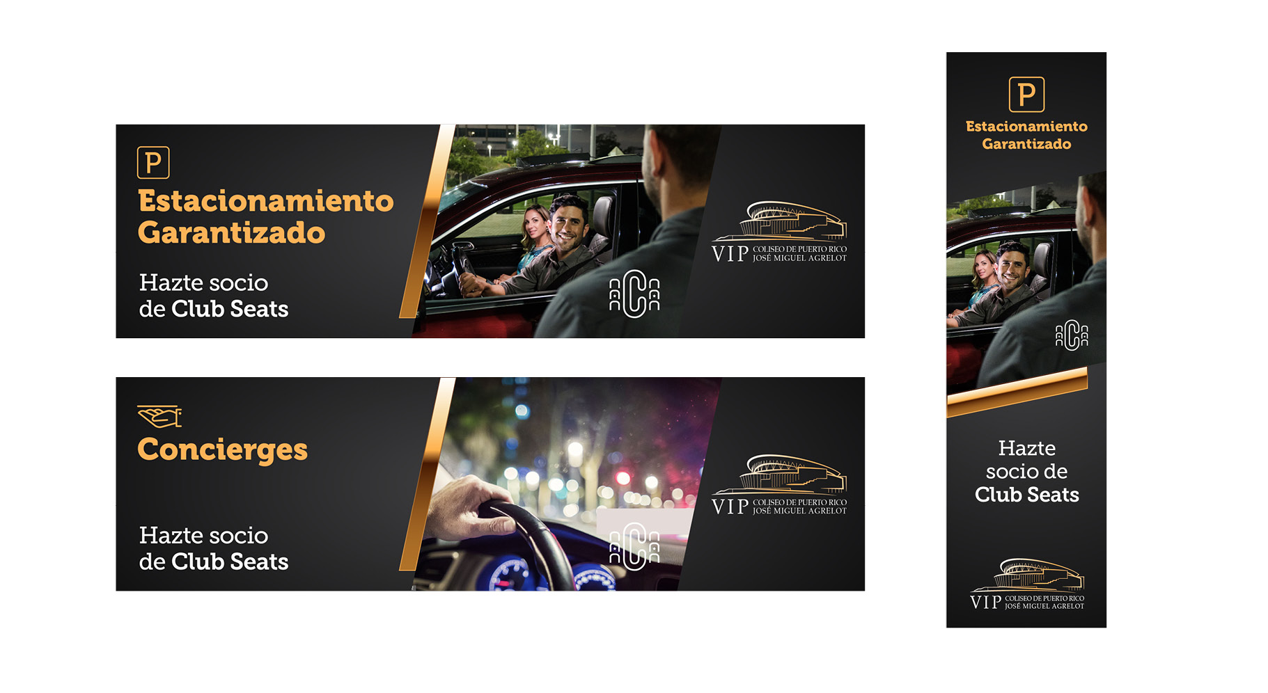 Campaña Clubseats