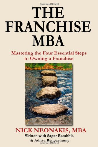 The Franchise MBA steps to owning a franchise how to invesigate education on franchising