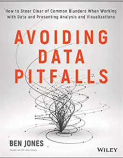 Avoiding data pitfalls book