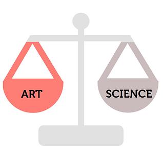 Balance - art and science