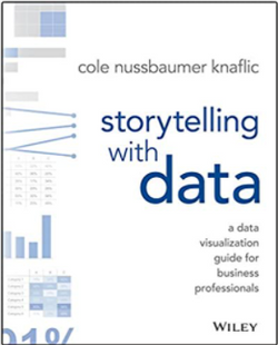 Storytelling with Data  by Cole Nussbaum