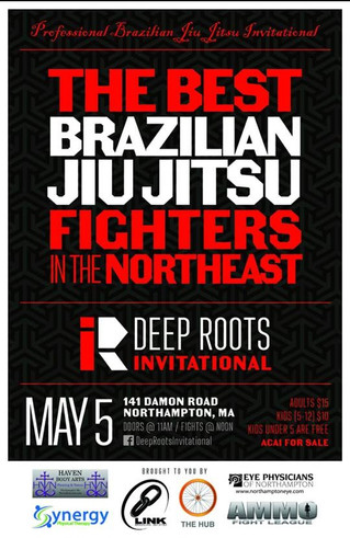 Deep Roots Invitational: Coming May 5 at Team Link Northampton