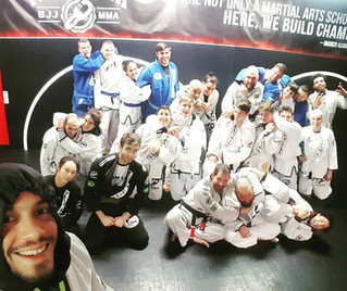 Profs. Tony Lacaprucia and Igor Batista share a trove of BJJ techniques